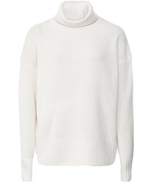 360 Cashmere Maybel Roll Neck Cashmere Jumper