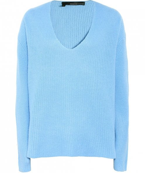 360 Sweater Cashmere Mai V-Neck Jumper
