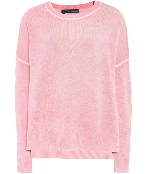 360 Cashmere Distressed Cashmere Jumper
