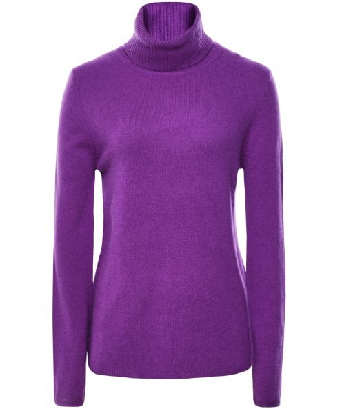 Absolut Cashmere Cashmere Nina Roll Neck Jumper