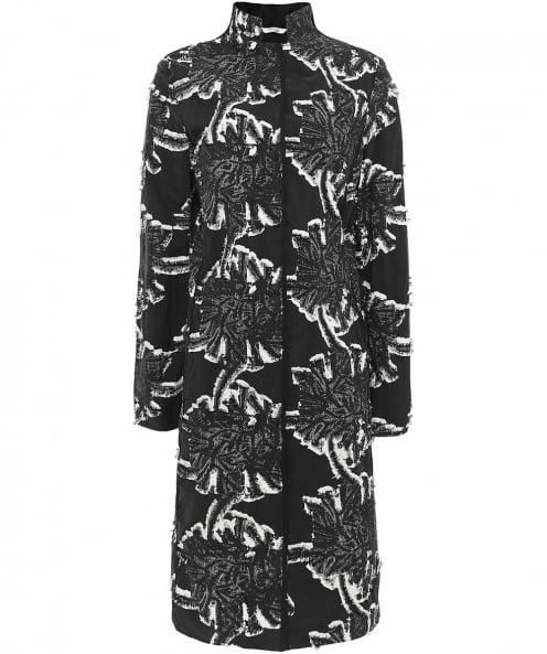 Annette Gortz Boris Jacquard Long Jacket