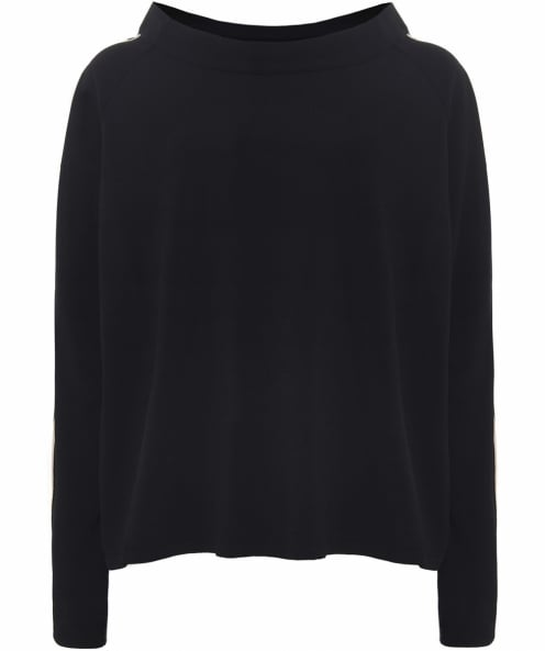 Annette Gortz Sibi Slash Sleeve Jumper