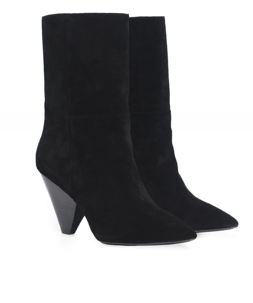 ff743993012a Ash Doll Suede Mid Calf Boots