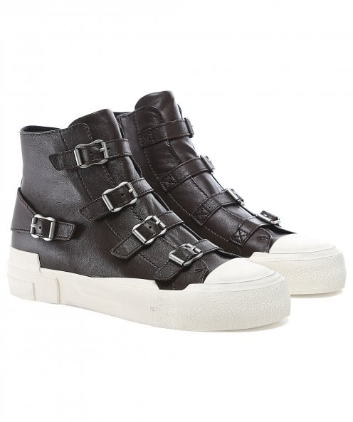 Ash Gang High Top Leather Trainers