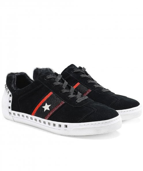 Ash Neo Suede Trainers