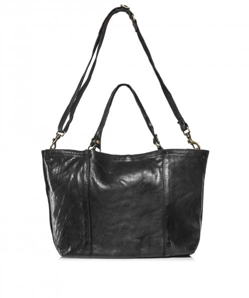 Campomaggi Leather Shopper Bag