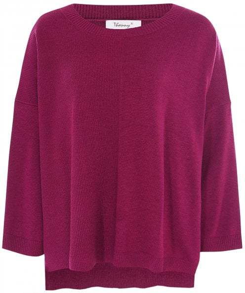 Thanny Cashmere Blend Sweater