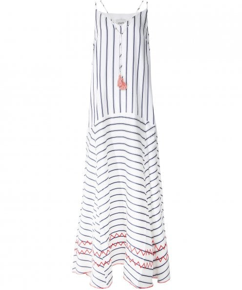 Charli Carenna Stripe Maxi Dress