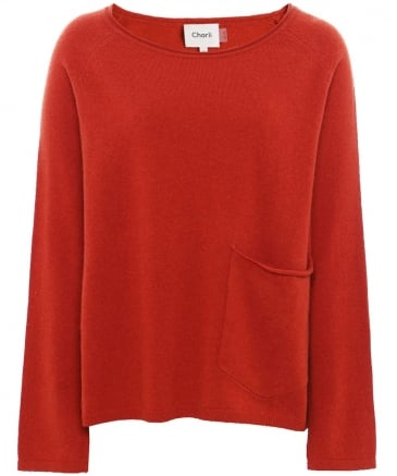 Wool Natasa Oversized Jumper