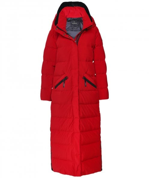 Creenstone Katy Padded Longline Coat