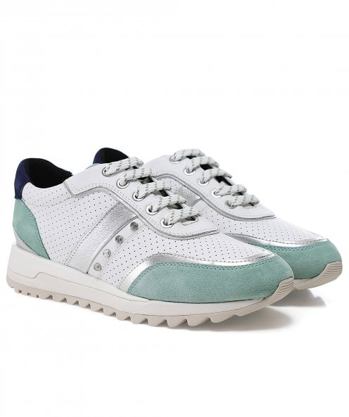 Geox Suede Tabelya Trainers