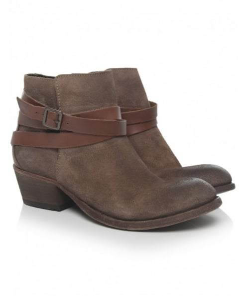 Hudson London Horrigan Leather & Suede Boots