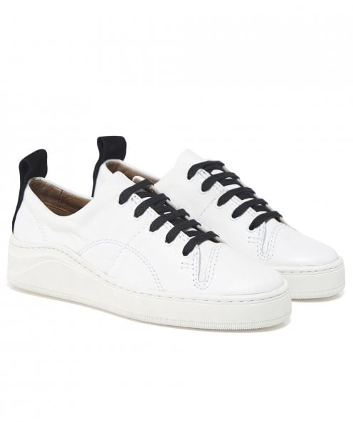 Hudson London Sierra Leather Trainers