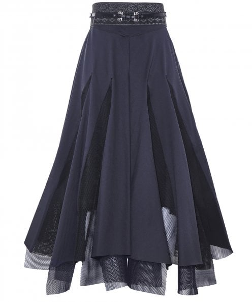 High Cosmos Full Skirt