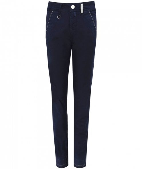 High Galles Mid Rise Trousers