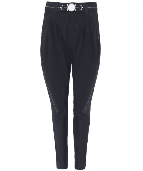 High Skive Tapered Trousers