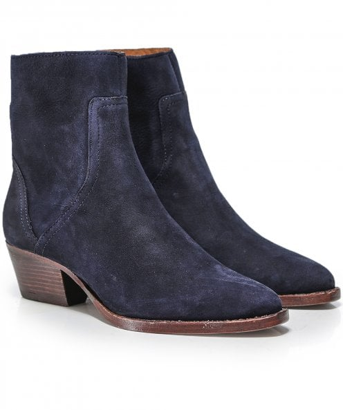 Hudson London Beryl Leather Ankle Boots