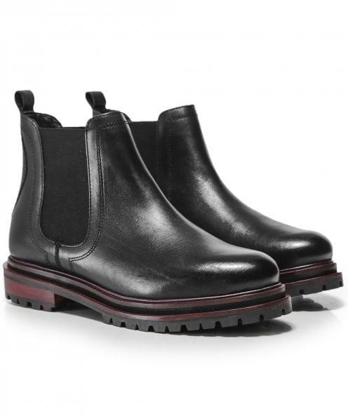 Hudson London Wisty Leather Chelsea Boot