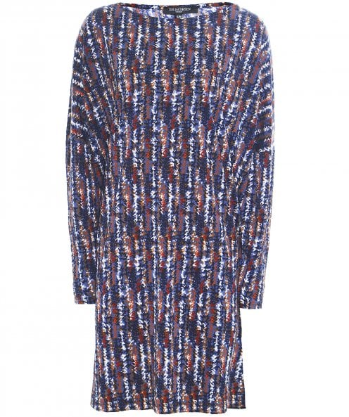 Ilse Jacobsen Abstract Print Dress