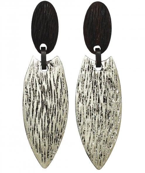 Isidore Domingo Clip On Egyptian Earrings