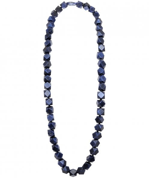 Jianhui Austrian Multifaceted Beaded Necklace
