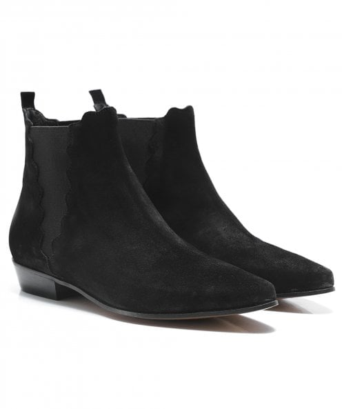 Kanna Keyla Suede Chelsea Boots