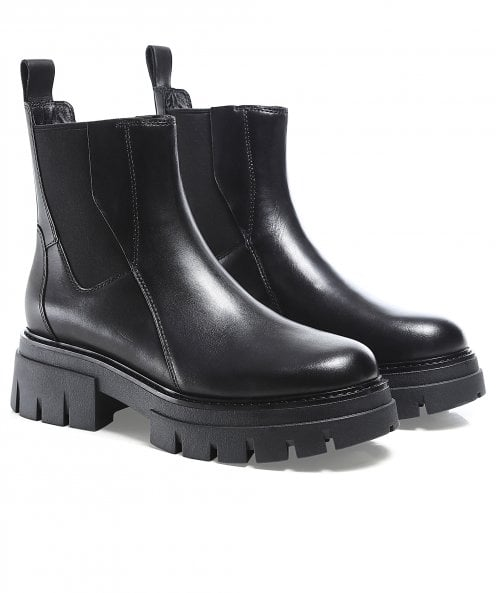 Ash Links Mustang Leather Boots