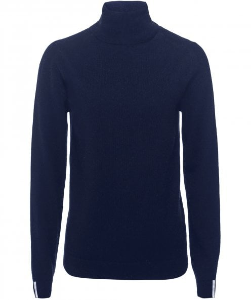 Loop Cashmere Cashmere Polo Neck Jumper