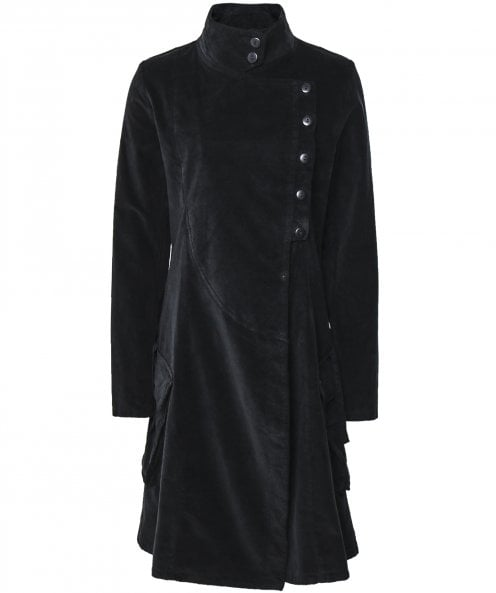Lurdes Bergada Long Velvet Jacket