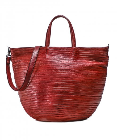 Majo Slouchy Leather Bag