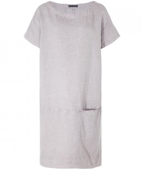 Oska Linen Blend Rigero Dress