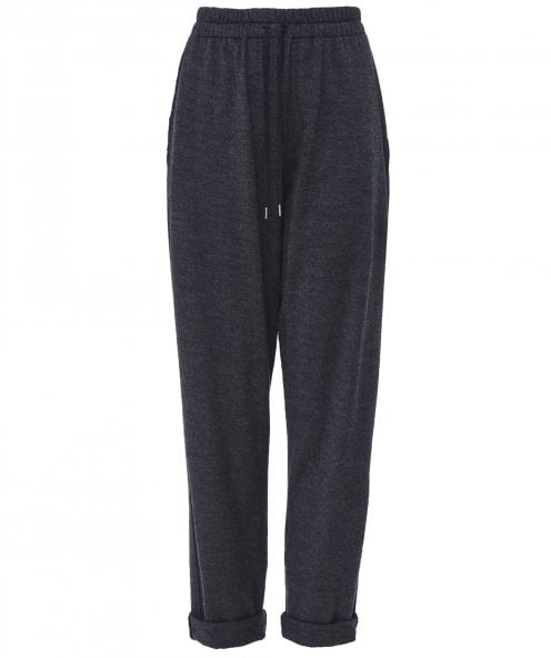 Oska Virgin Wool Omal Track Trousers