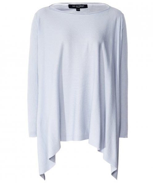 Ilse Jacobsen Oversized Batwing Sleeve Jumper