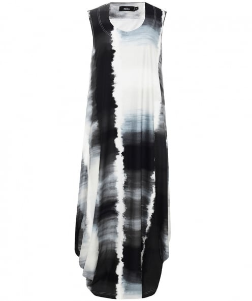 Ralston Long Utan Tie Dye Dress
