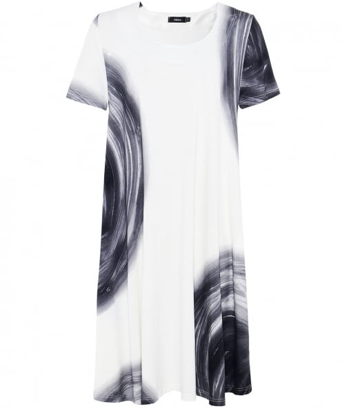 Ralston Lot Circle Print T-Shirt Dress