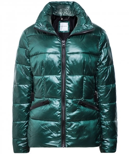 Rino and Pelle Lorain Funnel Neck Puffer Jacket