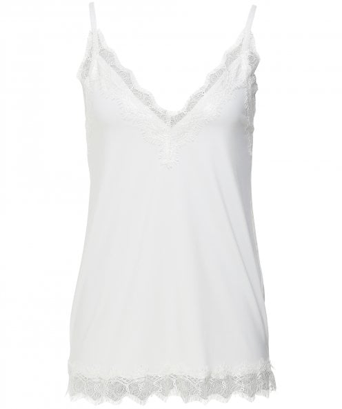 Rosemunde Billie Lace Trim Camisole