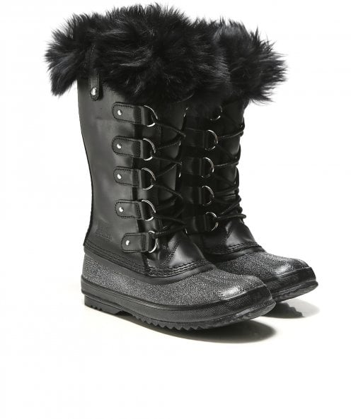 Sorel Joan of Arctic Lux Shearling Cuff Boots
