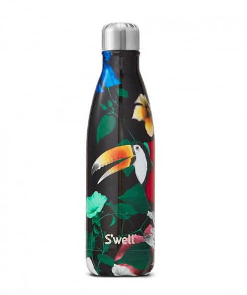 S'well 17oz Lush Parrot Water Bottle