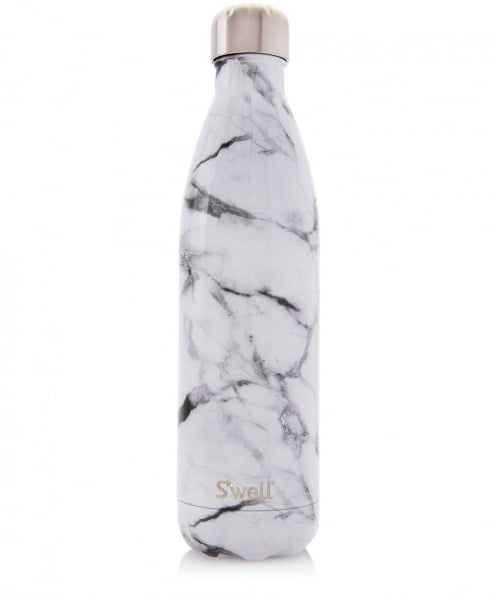 S'well 25oz Marble Water Bottle