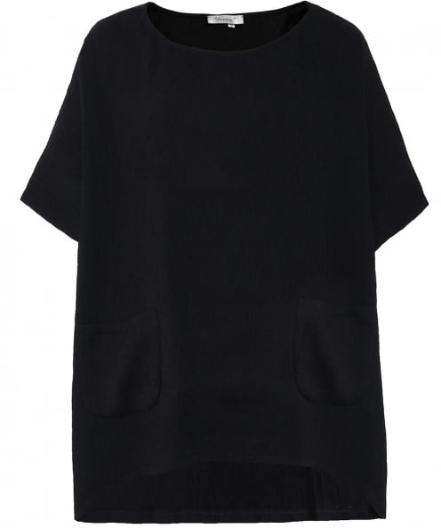Thanny Crepe Top