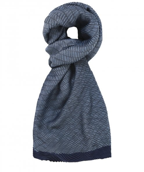 Thanny Pleated Scarf