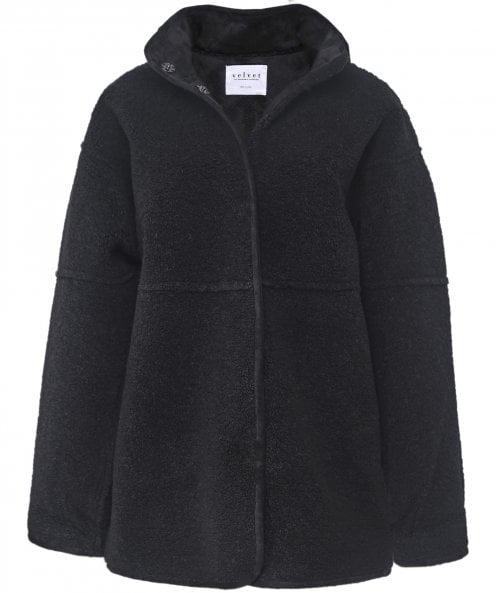 Velvet by Graham and Spencer Albany Reversible Faux Shearling Jacket