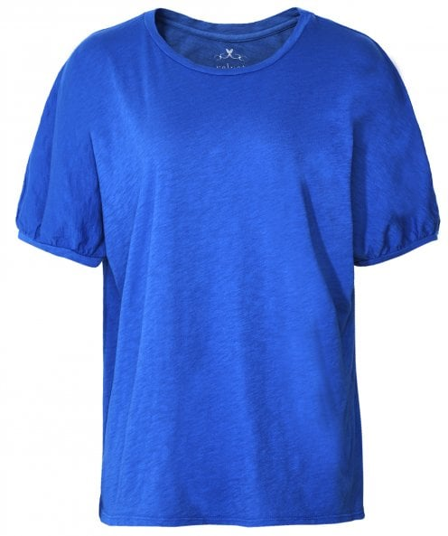 Velvet by Graham and Spencer Louise Short Balloon Sleeve T-Shirt
