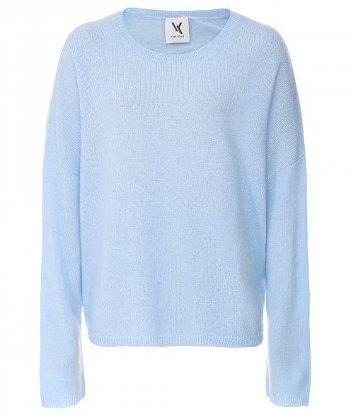 Van Kukil Agatha Cashmere Relaxed Fit Jumper