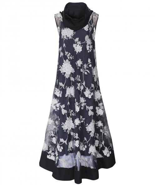 Xenia Design Hava1 Sleeveless Floral Dress