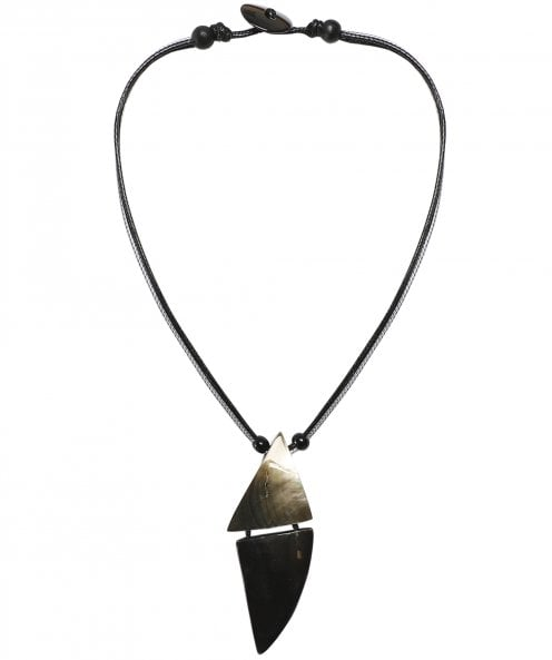 Zen Jewellery Tooth Necklace